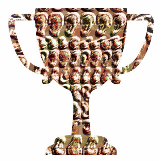 Winner Trophy:  CaveStyle GoldCoins Photo Cut Out