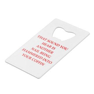 winner wallet bottle opener