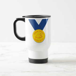 Winner Winner Chicken Dinner Travel Mug