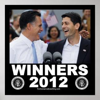 Winners - 2012 poster