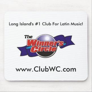Winners Circle Mousepad