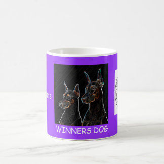 Winners Dog Coffee Mug