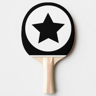 Winners Star Ping Pong Paddle