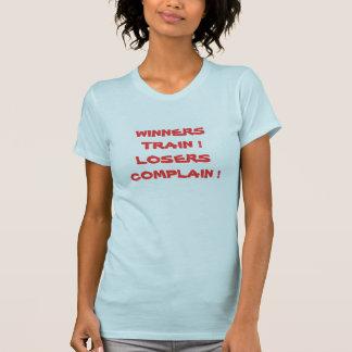 Winners Train T-Shirt