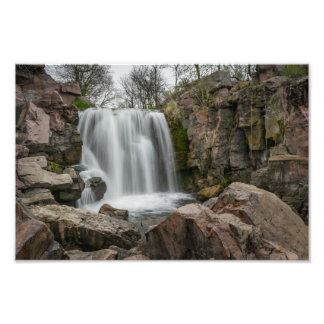 WINNEWISSA FALLS by Michelle Diehl Photo Print