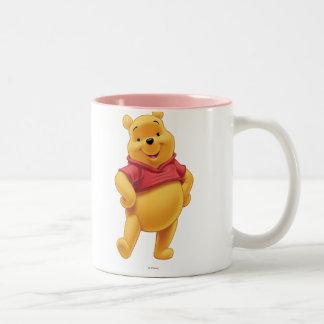 Winnie the Pooh 10 Two-Tone Coffee Mug