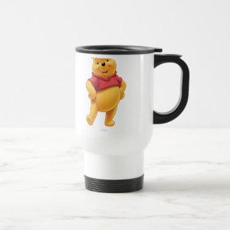 Winnie the Pooh 10 15 Oz Stainless Steel Travel Mug