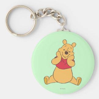 Winnie the Pooh 12 Keychain
