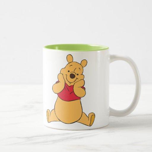 Winnie the Pooh 12 Coffee Mug