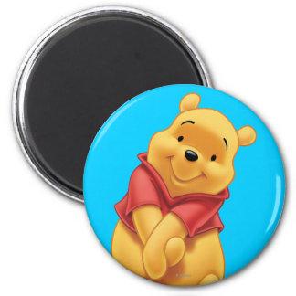 Winnie the Pooh 13 Refrigerator Magnet