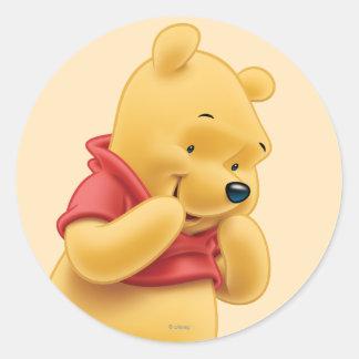 Winnie the Pooh 14 Classic Round Sticker