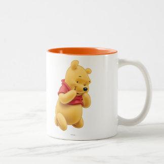 Winnie the Pooh 14 Two-Tone Coffee Mug