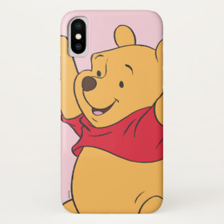 Winnie the Pooh 15 iPhone X Case