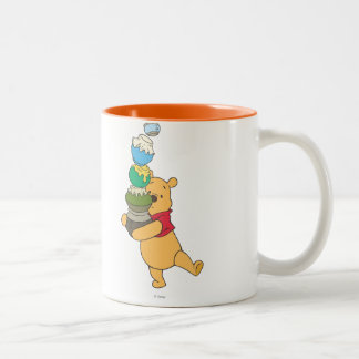 Winnie the Pooh 3 Coffee Mugs