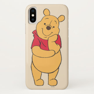 Winnie the Pooh 6 iPhone X Case