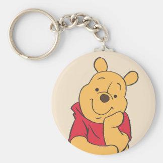 Winnie the Pooh 6 Keychain