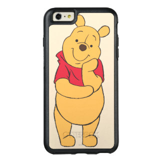 Winnie the Pooh 6 OtterBox iPhone 6/6s Plus Case