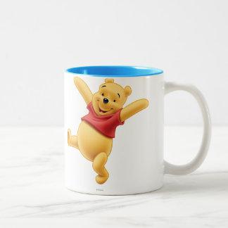 Winnie the Pooh 7 Two-Tone Coffee Mug