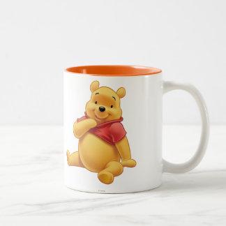 Winnie the Pooh 8 Two-Tone Coffee Mug