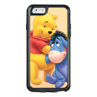 Winnie the Pooh and Eeyore OtterBox iPhone 6/6s Case
