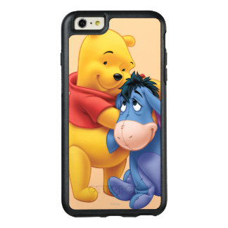 Winnie the Pooh and Eeyore OtterBox iPhone 6/6s Plus Case