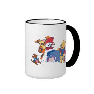 Winnie  the Pooh and Friends Mug