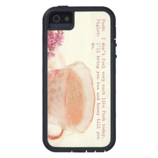 Winnie the Pooh and Tea iPhone 5 Cover
