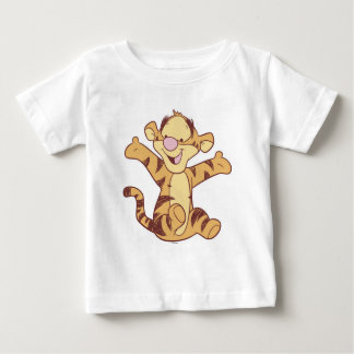 Winnie The Pooh Baby Tigger Sitting Baby T-Shirt