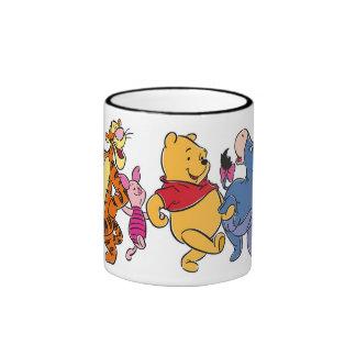 Winnie the Pooh Crew Mug