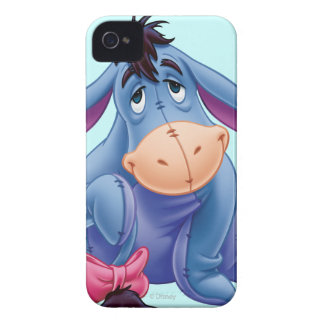 Winnie the Pooh | Eeyore Smile iPhone 4 Cover