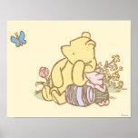 Winnie the Pooh et porcelet classiques 1 Posters