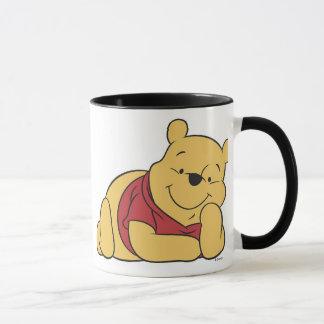 Winnie The Pooh lying down Mug