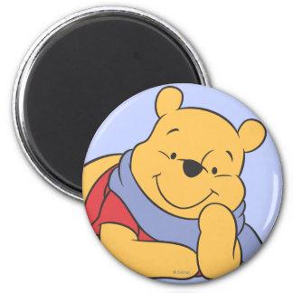 Winnie the Pooh Magnet Rond 8 Cm