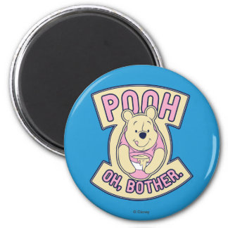 Winnie The Pooh | Pooh Oh Bother Magnet