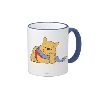 Winnie the Pooh Ringer Coffee Mug