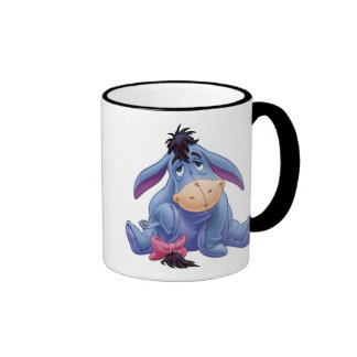 Winnie The Pooh s Eeyore Holding Tail Mug