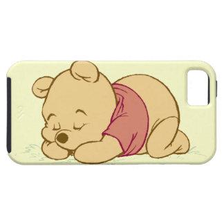 Winnie the Pooh Sleeping iPhone 5 Case