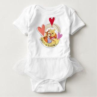 Winnie the Pooh & Tigger | Sweet 'N, Huggable Baby Bodysuit