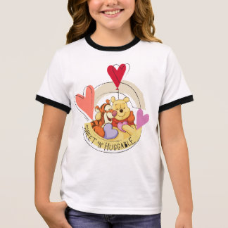 Winnie the Pooh & Tigger | Sweet 'N, Huggable Ringer T-Shirt