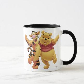 Winnie the Pooh Winne and Tigger Mug
