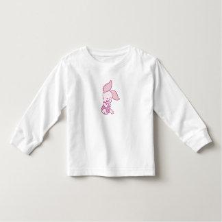 Winnie The Pooh's Piglet sitting Toddler T-shirt
