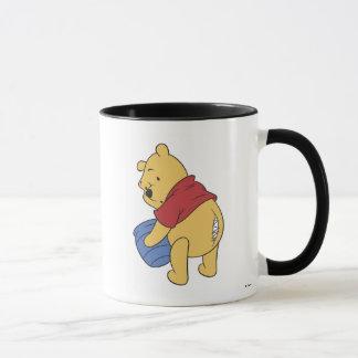 Winnie The Pooh's Pooh Ripped Seam Mug