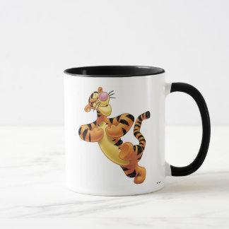 Winnie The Pooh's Tigger Dancing Mug