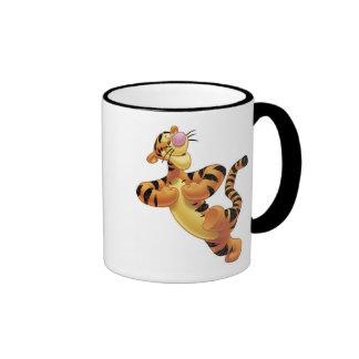 Winnie The Pooh's Tigger Dancing Ringer Mug
