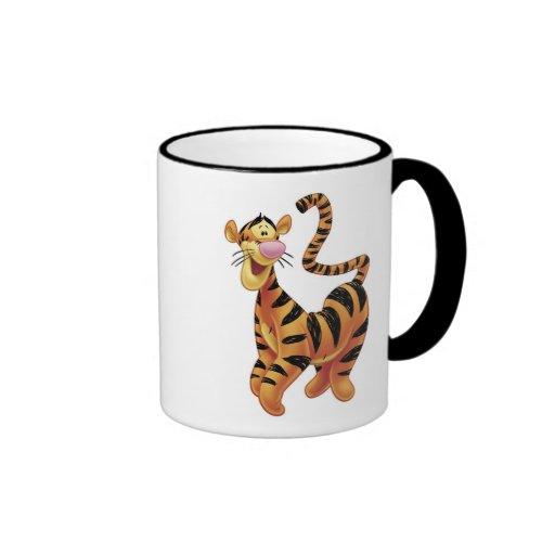 Winnie The Pooh's Tigger Coffee Mugs