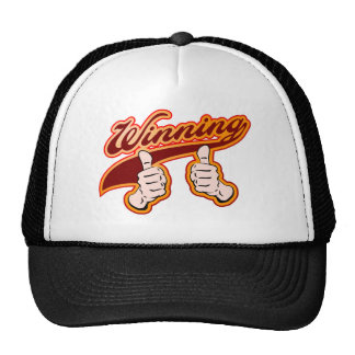 Winning $17.95 (11 colors) Collectible Hat