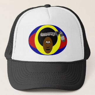 Winning AfroSheen Trucker Hat