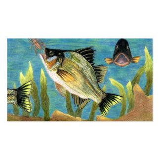 Winning art by  A. Johnese - Grade 8 Business Card