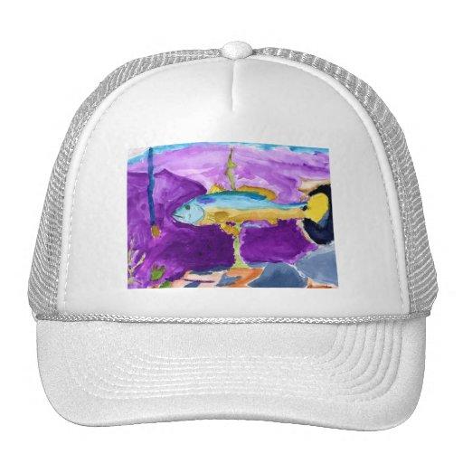 Winning art by  A. Pugh - Grade 4 Hats