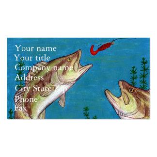 Winning art by  D. Gohl - Grade 7 Business Card